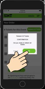 Digital Ticket Sales