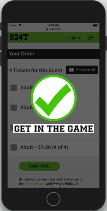 Complete Digital Ticketing Solution