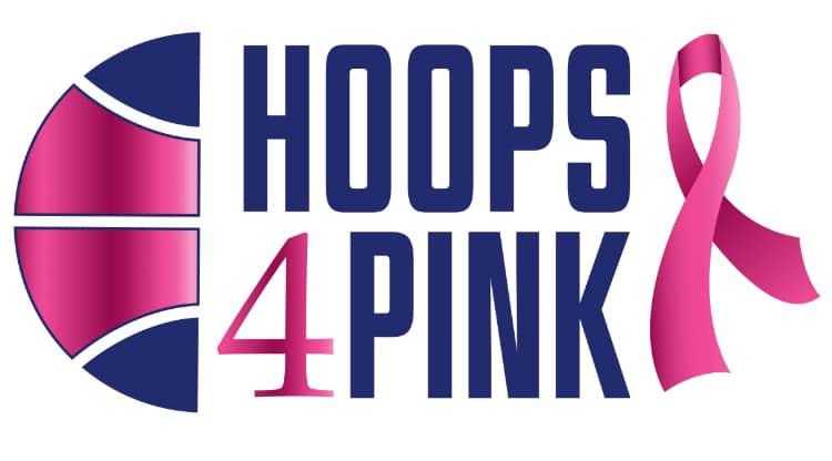 hoops4pink logo
